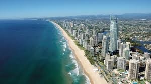 QLD beach